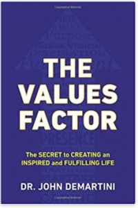 Book Cover The Values Factor