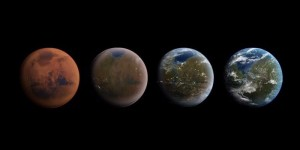 The Tranformation of Mars