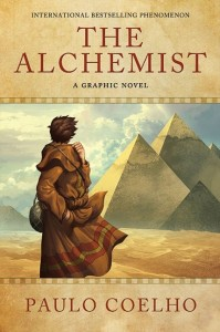 The Alchemist Book Coaver