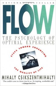 FLOW Book Cover Mihaly Csikszentmi