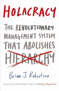 Holacracy Book Cover